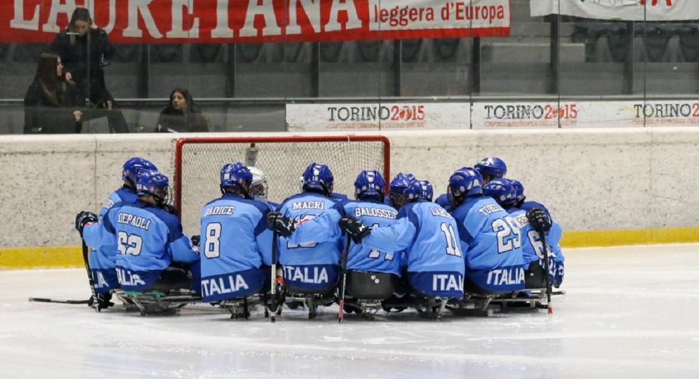 Fisg Calendario Gare 2021-2022 Para Ice Hockey, la Nazionale torna in raduno a Torino   FISG