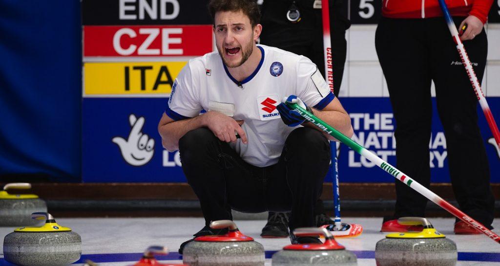 Curling, Mondiali doppio misto: l'Italia cede al Canada ma si riscatta contro la Repubblica Ceca