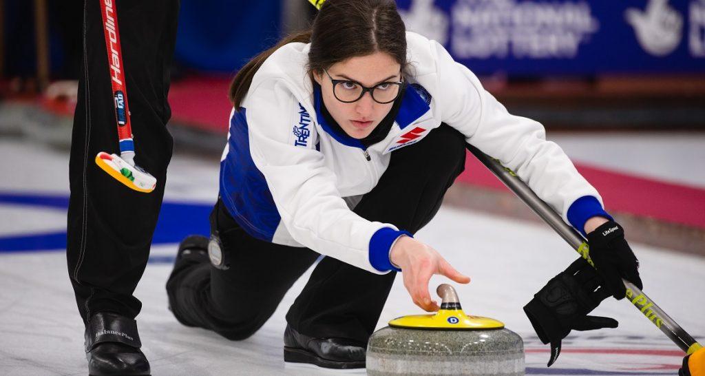 Curling, Mondiali doppio misto: l'Italia si ferma alle porte delle semifinali