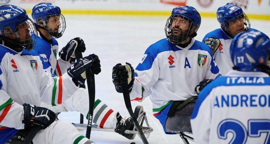 Para Ice Hockey, Mondiali di Ostrava: l'Italia si arrende alla furia dei russi