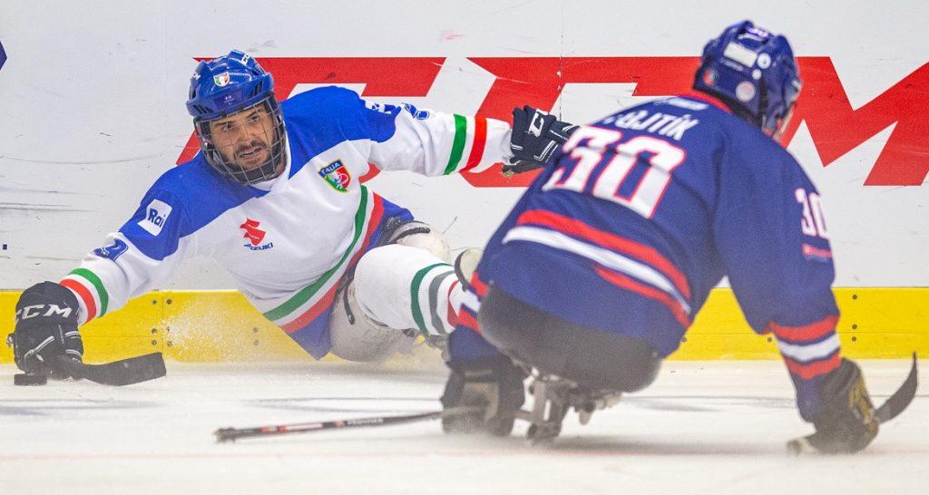 Para Ice Hockey, Mondiali di Ostrava: l'Italia travolge la Slovacchia e chiude al 7° posto