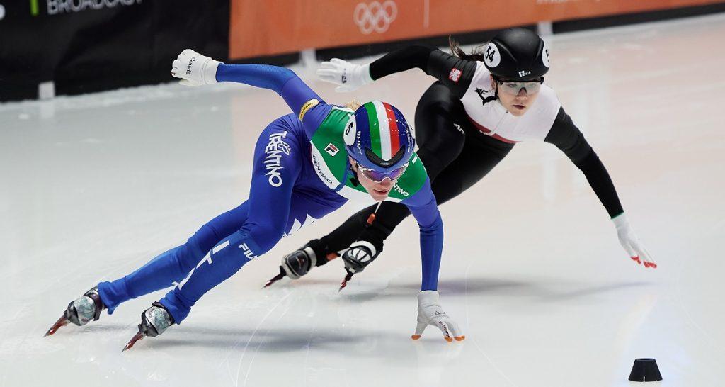 Short Track, la Nazionale azzurra prosegue a Bormio la sua preparazione