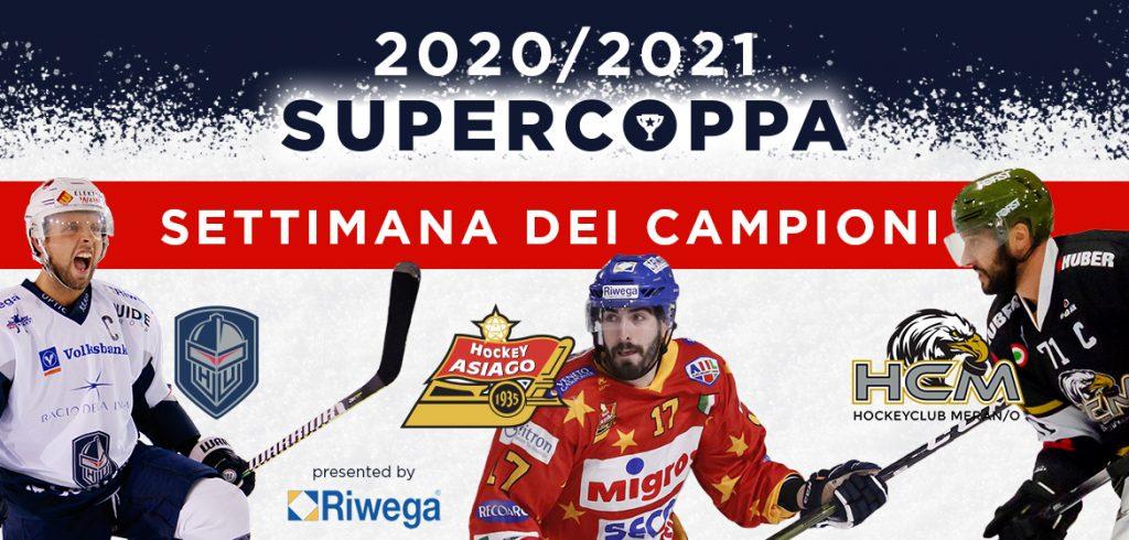 Hockey, ad Egna si assegna il primo trofeo della stagione