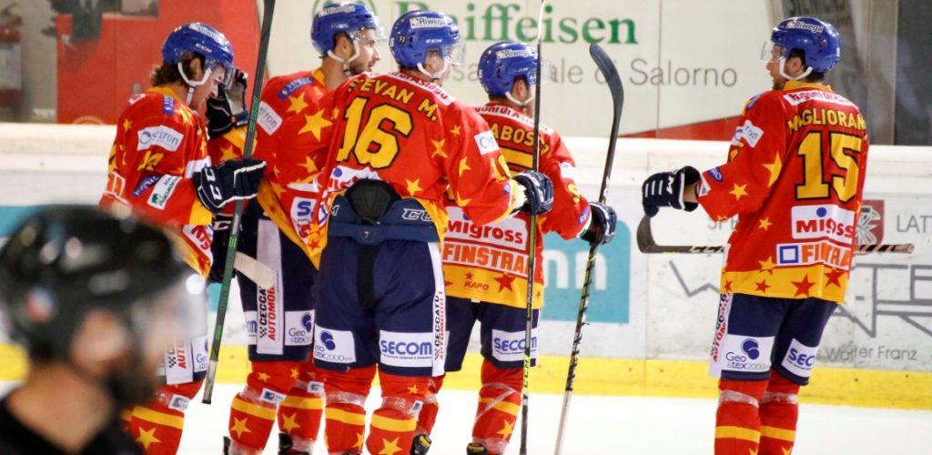 IHL – Serie A, l'Asiago s'impone contro il Gherdeina