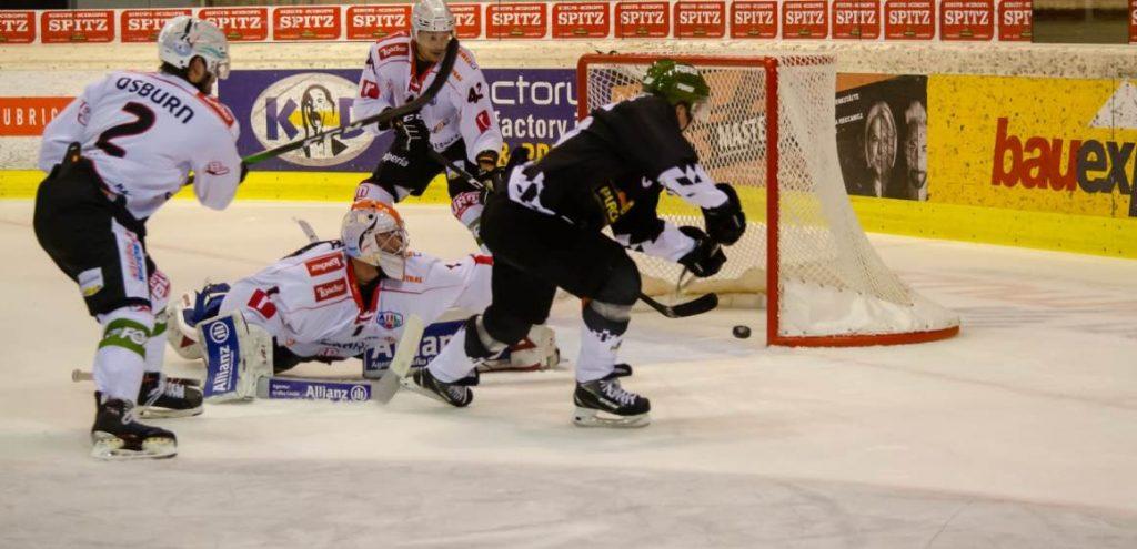 IHL – Serie A, il Renon espugna la MeranArena ai rigori. Il Cortina vince in Val di Fassa