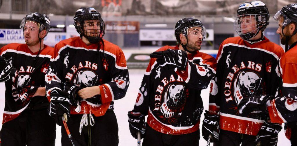 Italian Hockey League, un turno per tutto il weekend