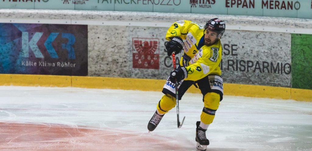 Italian Hockey League: dopo il colpaccio dell'Appiano nell'anticipo di Pergine, le altre sfide del weekend della 5a Giornata