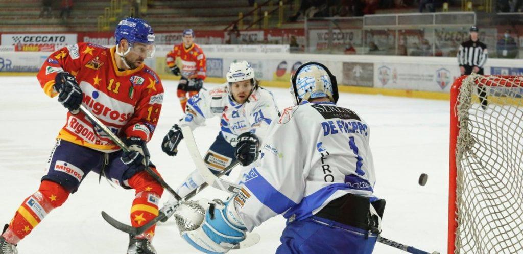 IHL – Serie A, l'Asiago vince il derby contro il Cortina e vola in classifica