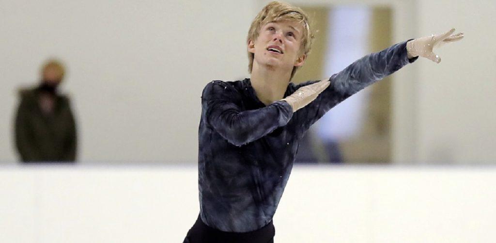 Figura, Skate America: Daniel Grassl chiude al 7° posto