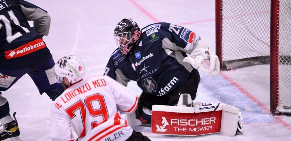 Italian Hockey League, ancora un grande equilibrio e tutte le gare finite con un solo goal di differenza