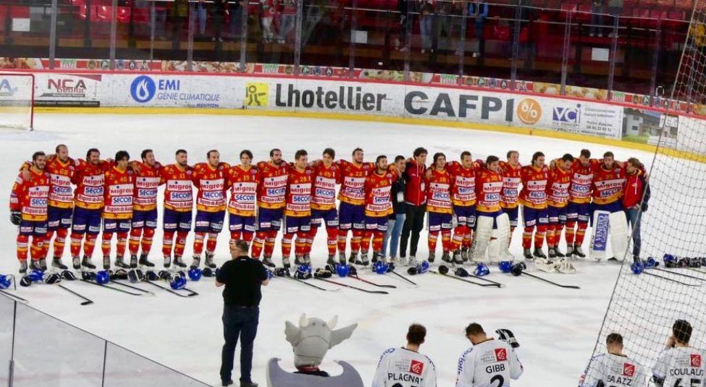 Continental Cup, l'Asiago vince il secondo turno dopo il 3:2 contro l'Amiens
