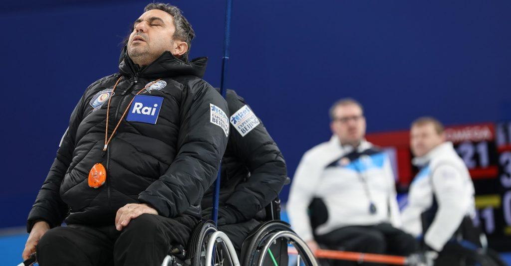 Wheelchair Curling, Mondiali Gruppo A: l'Italia si arrende a Stati Uniti e Norvegia