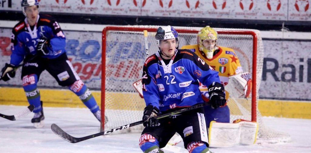 IHL – Serie A, il big-match tra Renon ed Asiago mentre il Cortina attende il Gherdeina